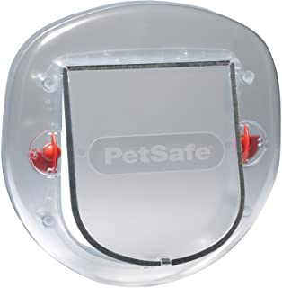 PetSafe Staywell Big Cat/ Small Dog, Frosted, Easy Install for Sliding Glass Doors