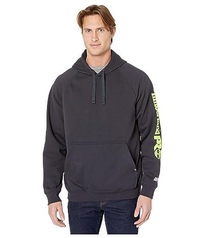 Timberland PRO Hood Honcho Sport Pullover (Dark Navy/Yellow) Men