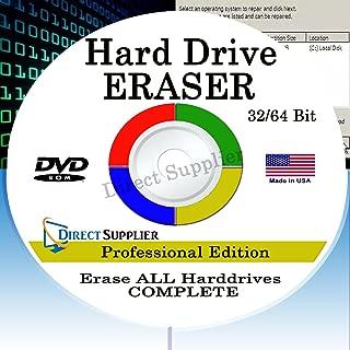 hard drive wipe software