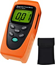 30Hz ~ 300Hz Multi-Field EMF ELF Meter Tester Single Axis Radiation Detector MAX HOLD 1999 max Reading