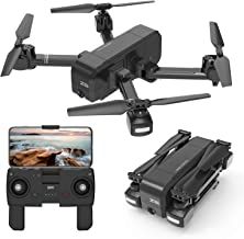HEYGELO Z5 GPS 2.7K RC Drones with FHD Camera for Adults and Teen, Foldable FPV Drone with Auto Return Home, Follow Me, Al...