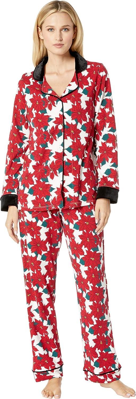BedHead Pajamas Deck The Halls Long Sleeve PJ Set (2921230)