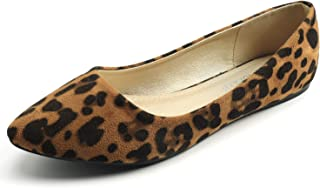 Classic Casual Pointed Toe Ballet Flats Flat Shoes for Women