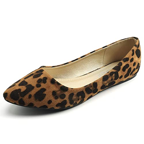 50e2d139fd2 Classic Casual Pointed Toe Ballet Flats Flat Shoes for Women