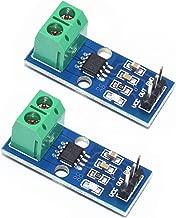 COVVY ACS712 20A Hall Current Sensor Module Board for Arduino ACS712ELC-20A Pin 5V Power Indicator Board DIY - 2PCS