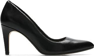 Clarks Laina Rae, Women's Women Pumps, Black (Black Leather), 7 UK (41 EU)