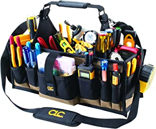 CLC Custom Leathercraft 1530 Electrical and Maintenance Tool Carrier, 43 Pocket