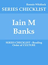 Iain M Banks - SERIES CHECKLIST - Reading Order of CULTURE