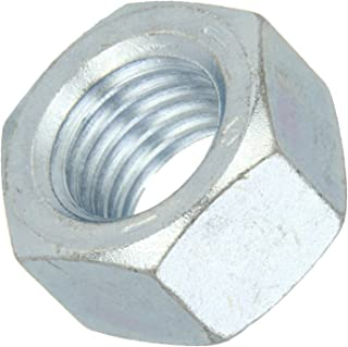 1-1//8-7 Square Nuts Regular Steel Zinc Plated 30pcs