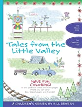 Tales From the Little Valley: The Train Ride and The Camping Trip, Plus Coloring Book