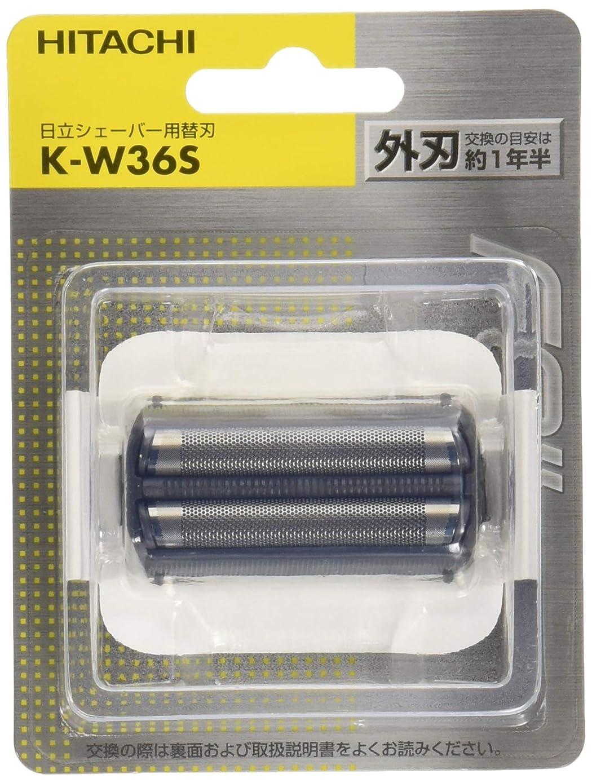 ピカソスチールお世話になった日立 替刃 外刃 K-W36S