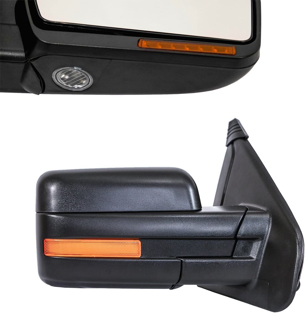 Paragon Parts OE Style Replacement Ford for 好評受付中 Mirror 2007-14 結婚祝い Side
