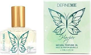 DEFINEME Natural Perfume Oil, Harper, 0.3 Fluid Ounces