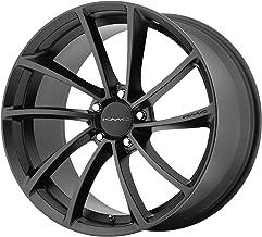 KMC KM691 19x9.5 5x112 40mm Satin Black Wheel Rim 19