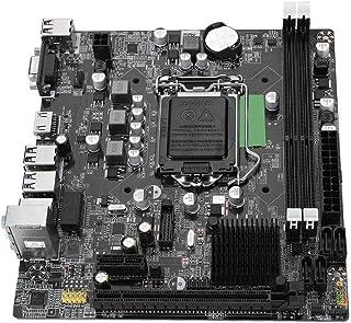 KSTE Mesa del Ordenador Placa Base LGA 1155 USB3.0 SATA Placa Base for Intel B75
