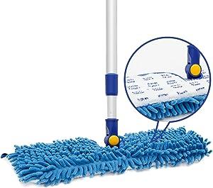 JINCLEAN 18″ Microfiber Floor Mop