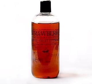 Strawberry Liquid Fruit Extract - 500g