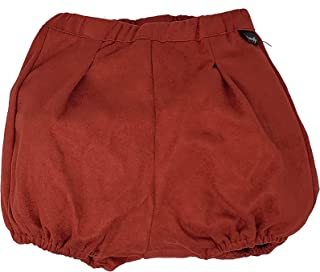 Silky Toes Baby Bloomer Girls Boys Suede Blend Shorts for Winter