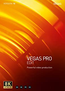 VEGAS Pro 18 Edit – Professional video editing [PC Download]