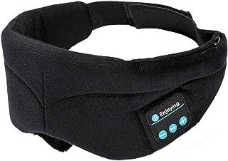 Bluetooth Sleep Eye Mask Headphone Blindfold Handsfree Wireless Music Sleep Eye Cover