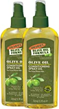 Palmer's Olive Oil Formula Hair Conditioning Spray Oil   5.1 Ounces (Pack of 2)