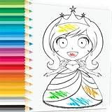 Prince & Princess Coloring Book - Princesas bonitas do amor? Gosta de desenhar e pintar princesa livre colorir jogo de páginas!