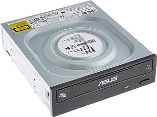 ASUS DRW-24D5MT internal 24X DVD burner with M-DISC support for lifetime data backup Black