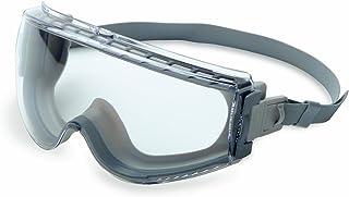 عینک ایمنی Uvex Stealth با پوشش ضد مه شفاف Uvextreme (S3960C)
