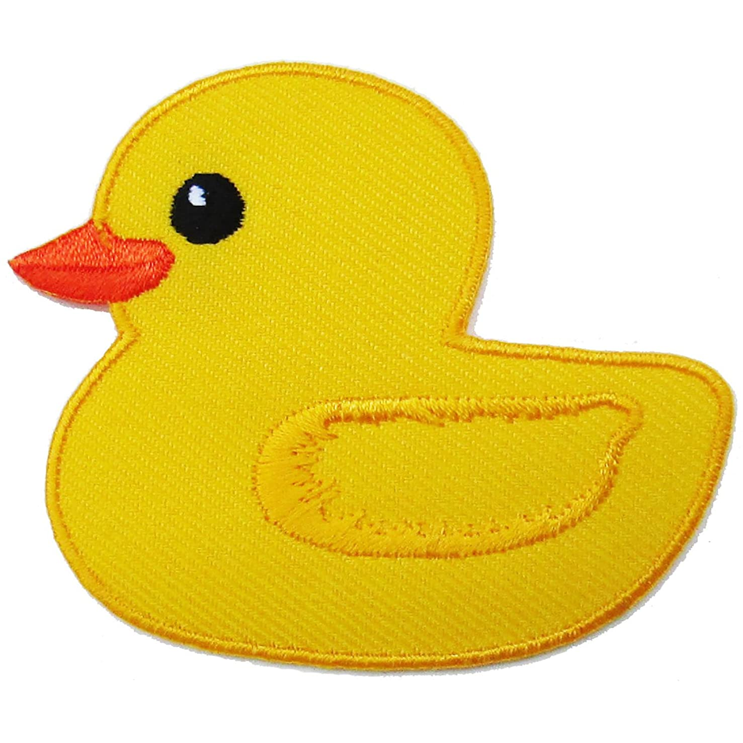 Duck Iron on Patches