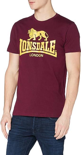 Lonsdale Logo Camiseta para Hombre