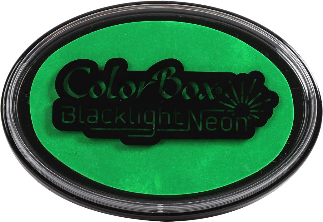 ColorBox Black Light Neon Inkpad Spring