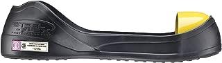 Steel-Flex Steel Toe Cap Safety Overshoes (Medium (W 10-11, M 8-9), Black)