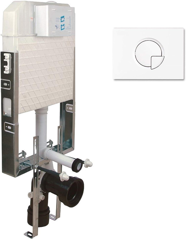 Vorwandelement Unterputz WC Spülkasten ECO Montageelement Unterputzspülkasten Hngewand Rigipsspülkasten Trockenwandspülkasten