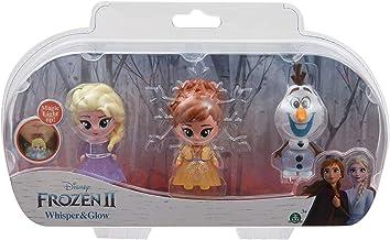 Giochi Preziosi-FRN75000 Frozen 2-Blow & Shine Blister 3 Figuras, multicolor, 14 x 5.5 x 26.5 cm (FRN75000) , color/modelo surtido