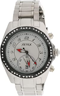 Xetex Wrist Watch For Women Analog Stainless Steel, X6179
