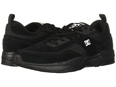 DC E. Tribeka (Black/Black/White) Men