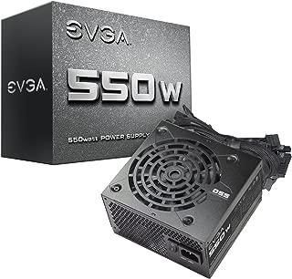 EVGA 550 N1, 550W, 2 Year Warranty, Power Supply 100-N1-0550-L1