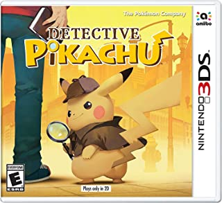 Best detective pikachu nintendo game Reviews