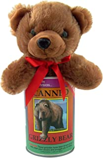 Canned Critter: Grizzly Bear