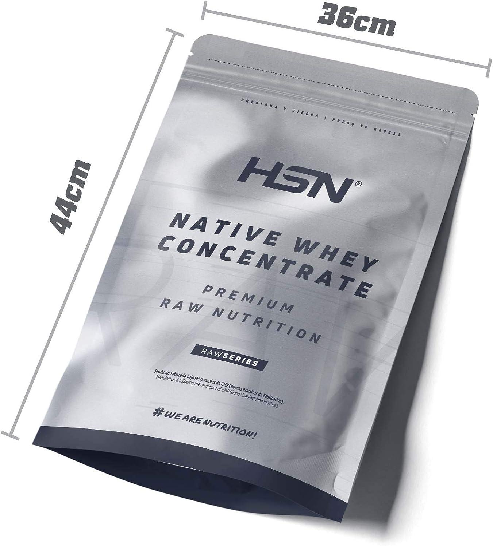 Proteína de Suero Leche Nativa de HSN   Native Whey ...