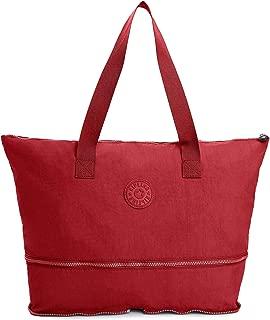 Women's Imagine Foldable Tote, Packable Travel Bag, Zip Closure