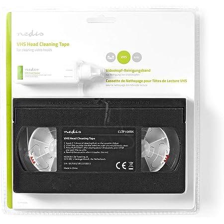 HQ CLP-020 Cassette de Nettoyage VHS
