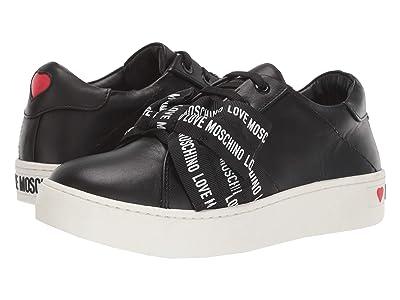 LOVE Moschino Fashion Sneakers (Nero) Women