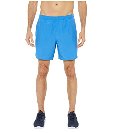 Nike Challenger Shorts 7 2-in-1 (Pacific Blue/Reflective Silver) Men