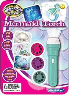 Brainstorm Mermaid Torch and Projector