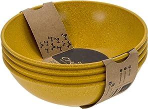 مجموعة أوعية طعام 948 من إيفو المستدامة، 100 مل 35 oz 947