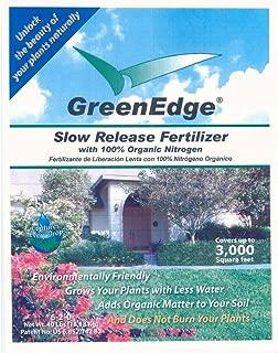 Greenedge Slow Release Fertilizer 6-2-0 3000 Sq. Ft. Granules Organic 40 Lb.