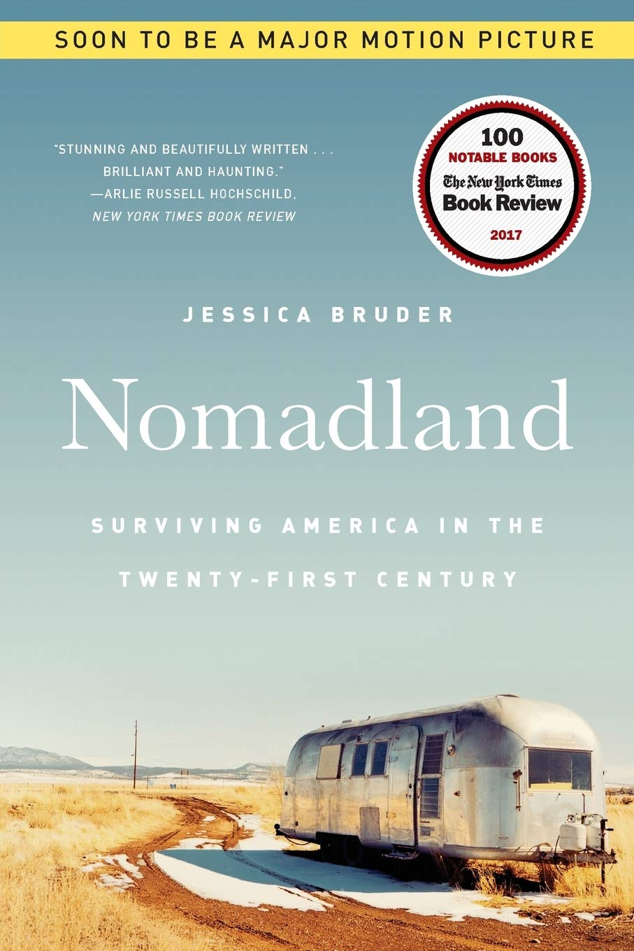 Image OfNomadland: Surviving America In The Twenty-First Century