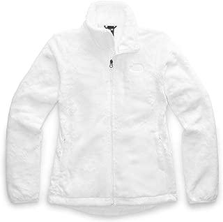 north face white osito jacket