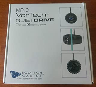 Ecotech Marine MP10QD Quiet Drive Non-Wireless Version (NOT REEFLINK Compatible)